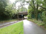 Ty Mawr Road bridge and underpass